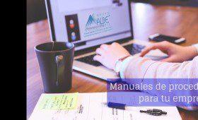 elaboración de manuales de políticas y procedimientos