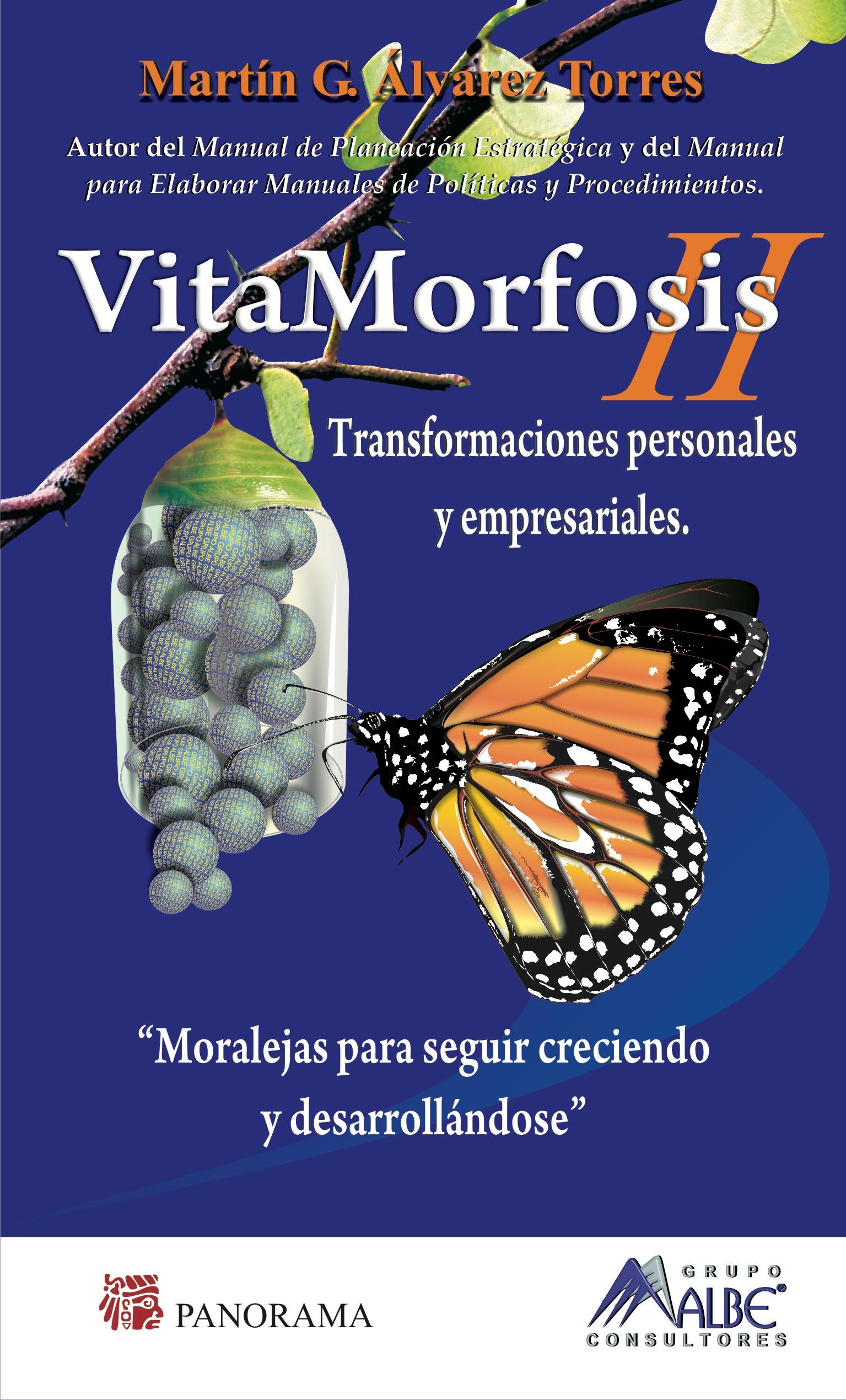 Libro Vitamorfosis Vol II